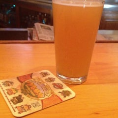 Photo taken at Four Peaks Grill & Tap by Kim J. on 4/22/2013