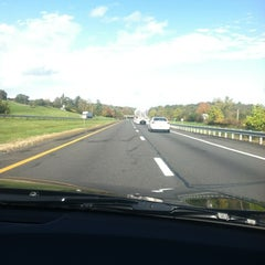 Photo taken at NYS Thruway by Michelle R. on 10/10/2012