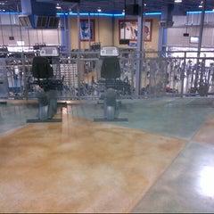 Photo taken at LA Fitness by Kemar W. on 3/26/2013