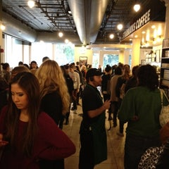 Photo taken at Starbucks by Jasmine Y. on 10/11/2012