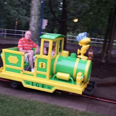 Photo taken at Snoopy's Junction by Heather B. on 6/23/2014