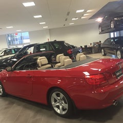 Photo taken at Westchester BMW by Chloe 5. on 8/17/2015