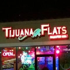 Photo taken at Tijuana Flats by Angie W. on 2/2/2016