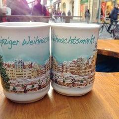 Photo taken at Leipziger Weihnachtsmarkt by Olli D. on 12/7/2012