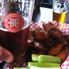 Photo taken at Breckenridge Brewery & BBQ by Kayla E. on 2/15/2013
