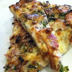 Photo taken at Arizmendi Bakery Panaderia & Pizzeria by jenny c. on 12/12/2012