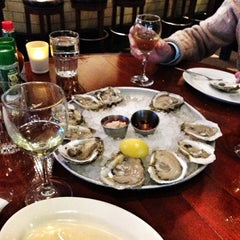 Photo taken at City Crab Shack by Fede W. on 11/4/2012