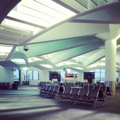 Photo taken at General Mitchell International Airport (MKE) by Rich D. on 5/11/2013