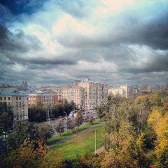 Photo taken at Берёзовая роща by Максим К. on 10/1/2012