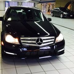 Photo taken at Mercedes-Benz of Boston by Juan Manuel M. on 7/28/2015