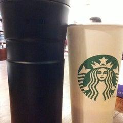 Photo taken at Starbucks by Paula M. on 3/2/2013