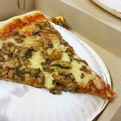 Photo taken at Haymarket Pizza by John L. on 3/17/2015
