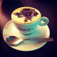 Photo taken at Fran's Café by Lierbet M. on 11/20/2012