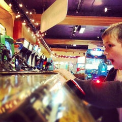 Photo taken at Funland Entertainment Center by Luke M. on 11/16/2012