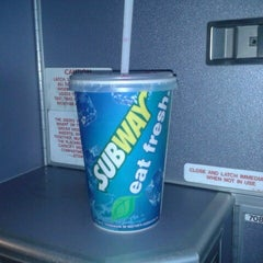 Photo taken at Subway by Ronald D. on 10/10/2012
