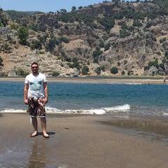 Photo taken at İztuzu Plajı by Emrah B. on 7/21/2015