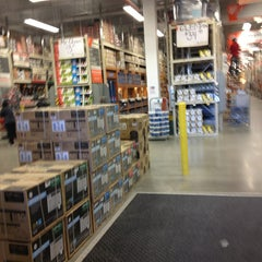 Photo taken at The Home Depot by Christofer J. on 3/28/2013