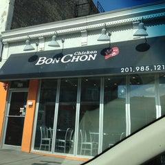 Photo taken at BonChon Chicken by Christofer J. on 3/13/2013