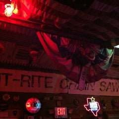 Photo taken at Mean Eyed Cat by Narissa J. on 10/18/2012
