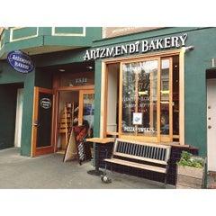Photo taken at Arizmendi Bakery by Stephanie Anne C. on 7/13/2013