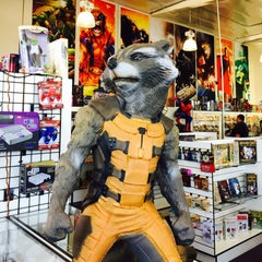 Photo taken at Phat Collectibles by Ray L. on 5/3/2015