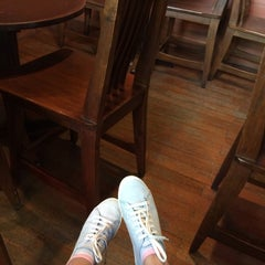 Photo taken at Sweets Café (สวีท คาเฟ่) by saipaan s. on 8/22/2015