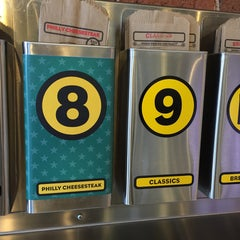 Photo taken at Which Wich? Superior Sandwiches by Stephen G. on 2/26/2015