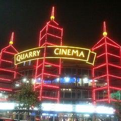 Photo taken at Regal Cinemas Alamo Quarry 16 by Stephen G. on 1/4/2013