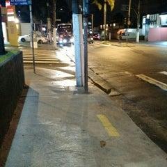 Photo taken at Avenida Dom Pedro II by Ivan S. on 3/3/2016
