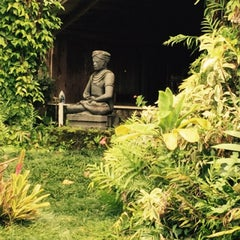 Photo taken at Kauai Hindu Monastery by Ed V. on 4/27/2015