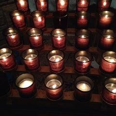 Photo taken at St. Charles Parish Catholic Church by Michael E. on 3/23/2014