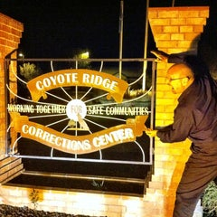 Photo taken at Coyote Ridge Correction Facility by Michael E. on 10/10/2012
