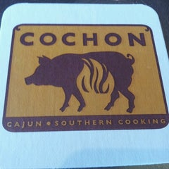 Photo taken at Cochon Butcher by Emily O. on 5/4/2013