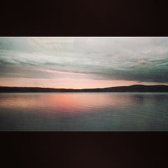 Photo taken at Dobbs Ferry Waterfront Park by Julia S. on 9/27/2013