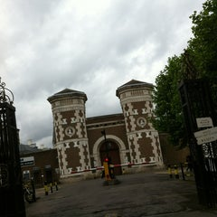 Photo taken at HMP Wormwood Scrubs by Olivier O. on 6/28/2013