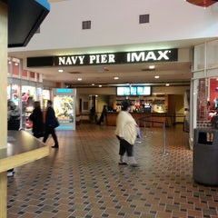 Photo taken at Navy Pier IMAX Theatre by Dannielle E. on 5/11/2013