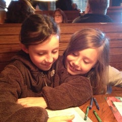 Photo taken at Outback Steakhouse by Alicia R. on 11/4/2012