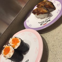 Photo taken at Sushi King by Nadea D. on 1/2/2016