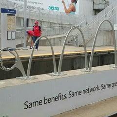 Photo taken at MetroLink - Stadium Station by David H. on 7/26/2015