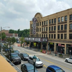 Photo taken at The Delmar Loop by David H. on 7/3/2015