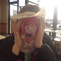 Photo taken at Wendy's by Mark A. on 3/14/2014