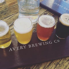 Photo taken at Asher Brewing Company by Hops H. on 11/14/2015