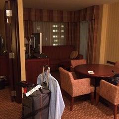 Photo taken at Hilton Garden Inn by DGM II on 2/13/2014