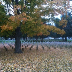 Photo taken at Stones River National Cemetery by Andrew R. on 12/20/2012