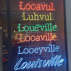Photo taken at Louisville Visitors Center by Andrew R. on 11/21/2015