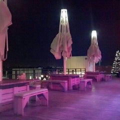 Photo taken at Clarendon - Roof by Valö B. on 12/10/2012