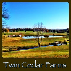 Photo taken at Twin Cedar Farm by Corey O. on 11/3/2012