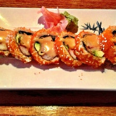 Photo taken at Wasabi Japanese Steakhouse & Sushi Bar by Corey O. on 3/10/2013