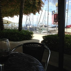 Photo taken at Agua Mediterranean by Pascal M. on 9/29/2012
