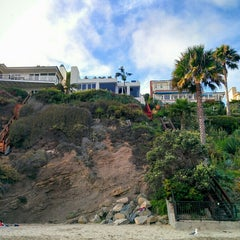 Photo taken at City of Laguna Beach by Julian W. on 8/8/2015